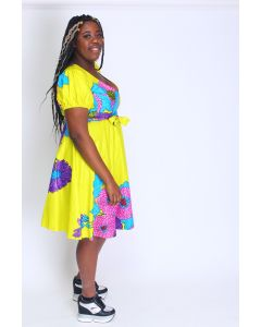 Kimona jurk