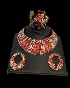 Afrikaan neckless